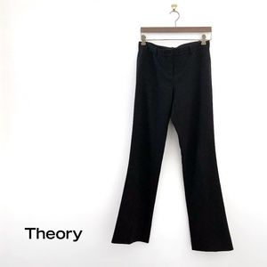 THEORY Black Suit Pants 100318